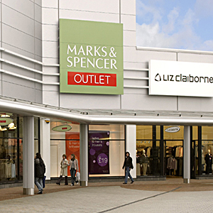 marks and spencer outlets