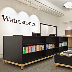 waterstones head office